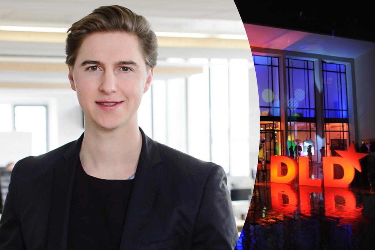 Andreas Kunze, Konux, DLD 2019