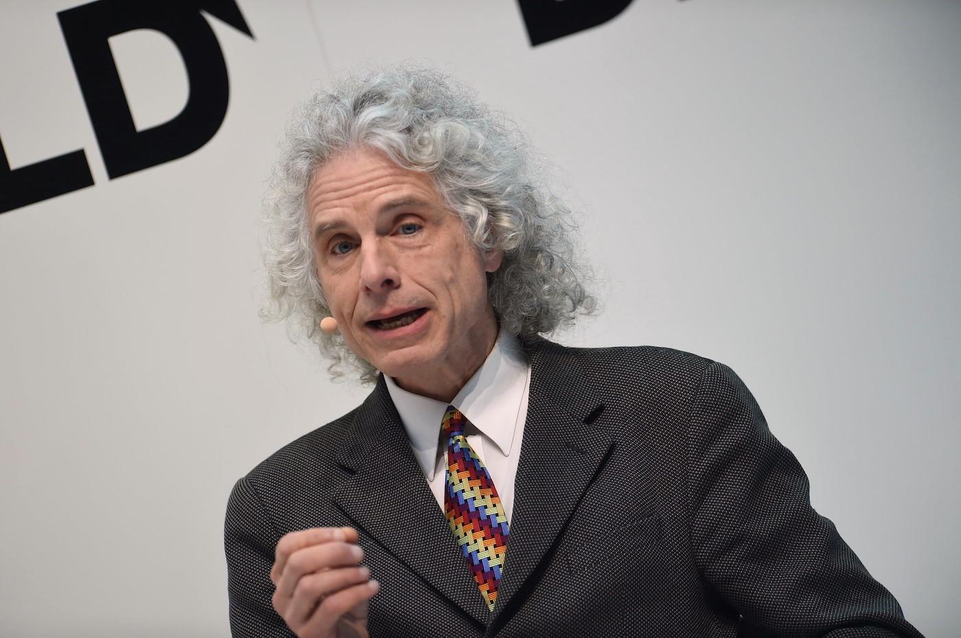 Steven Pinker, Harvard, DLD conference