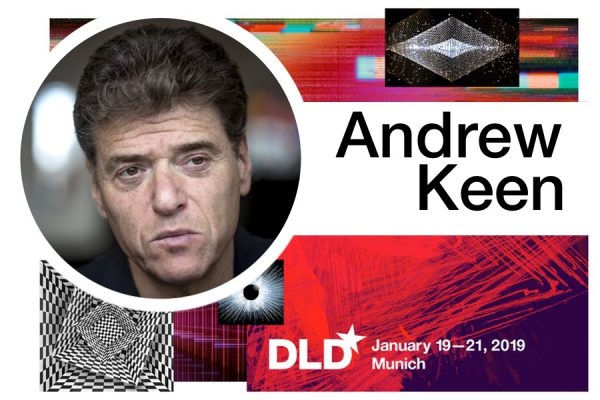 Andrew Keen, DLD