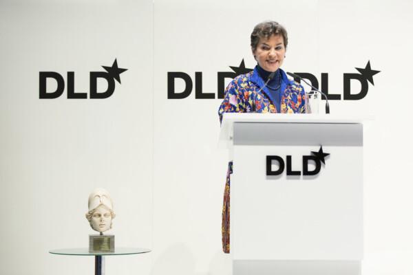 Christiana Figueres, DLD Munich 2018