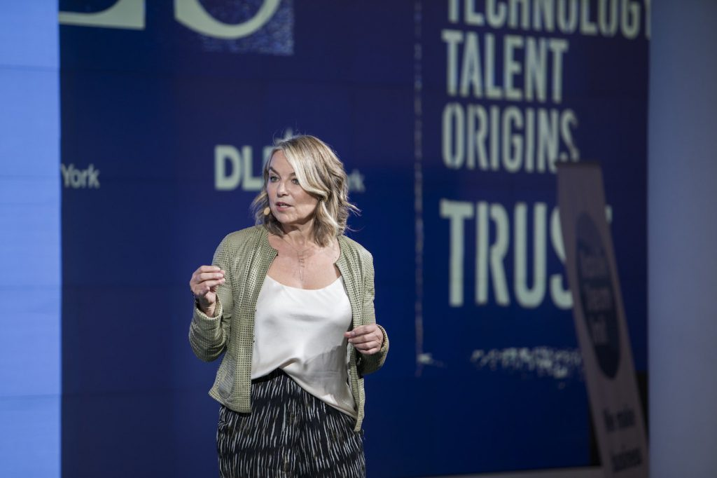 Esther Perel, DLD New York