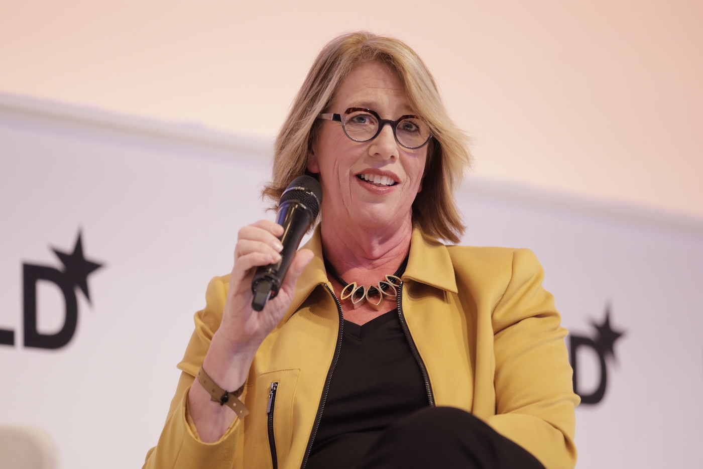 Mary Lou Jepsen, DLD conference, 2018