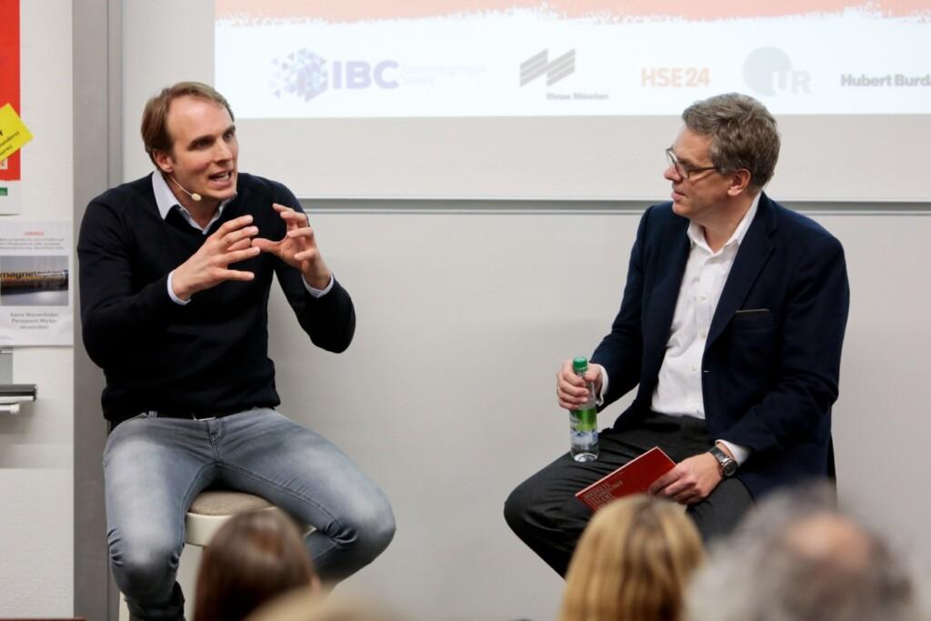 Marc Samwer, Stefan Winners, Rocket Internet, Burda, DLD