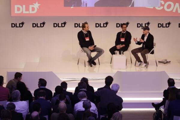 Marc Samwer (Global Founders Capital), Robert Gentz (Zalando), Christopher Muhr (Auto1)