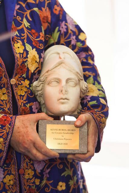 Aenne Burda Award, DLD 2018