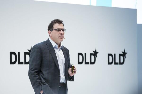 Elliot Schrage, Facebook, DLD Munich talk