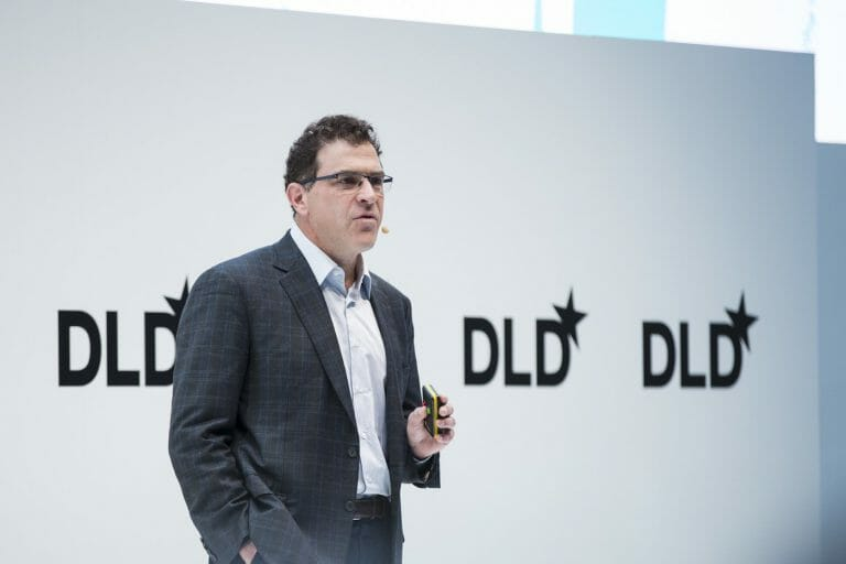 Elliot Schrage, Facebook, DLD Munich talk