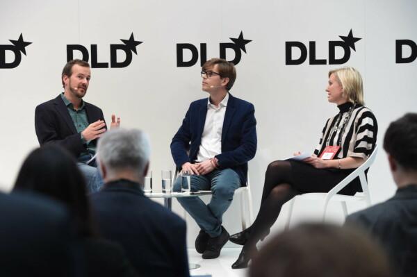 Taavet Hinrikus (Transferwise) and Matthias Ljungman (Atomico) in conversation with Ann Mettler (European Political Strategy Centre)
