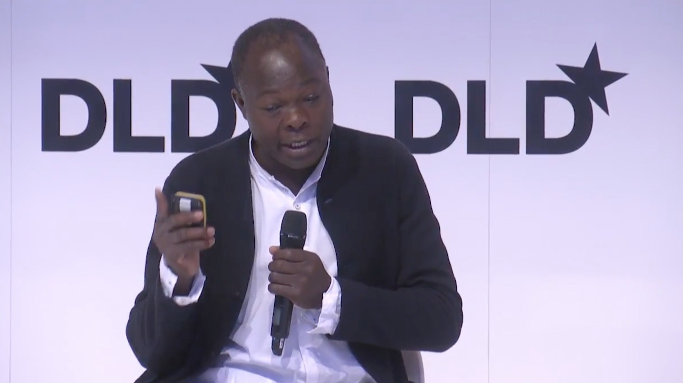 Francis Kere-DLD18-Video-Preview