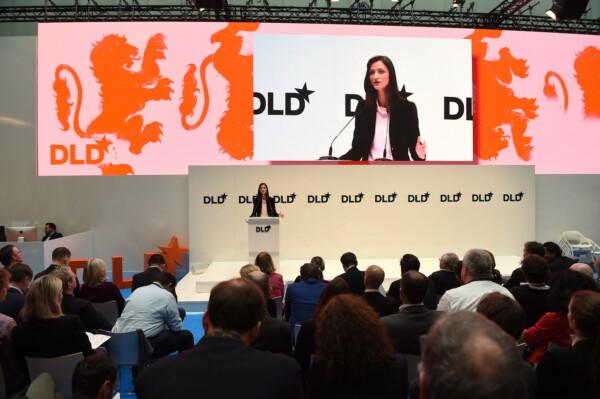Mariya Gabriel, European Commision, DLD Munich 2018