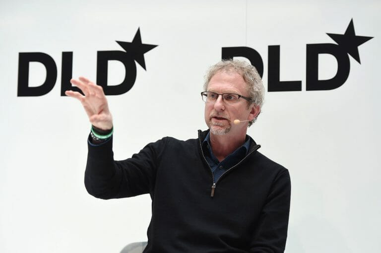 Paul Daugherty, Accenture, DLD Munich 2018