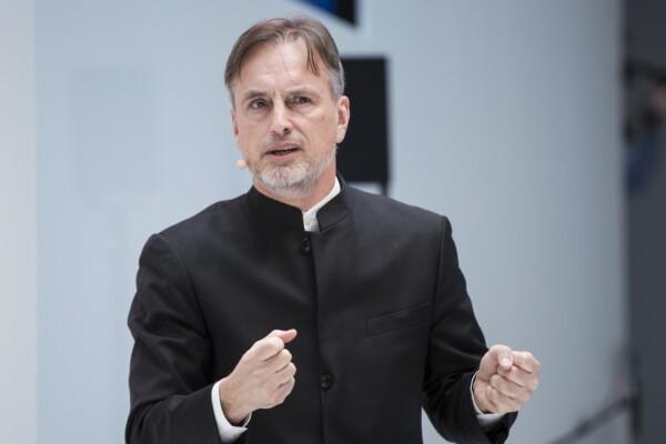 Juergen Schmidhuber, AI, DLD 2018