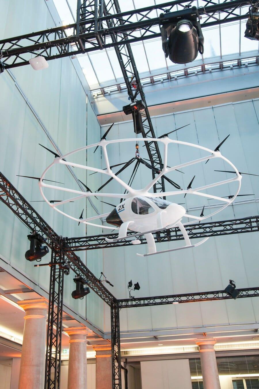 Volocopter, DLD 2018