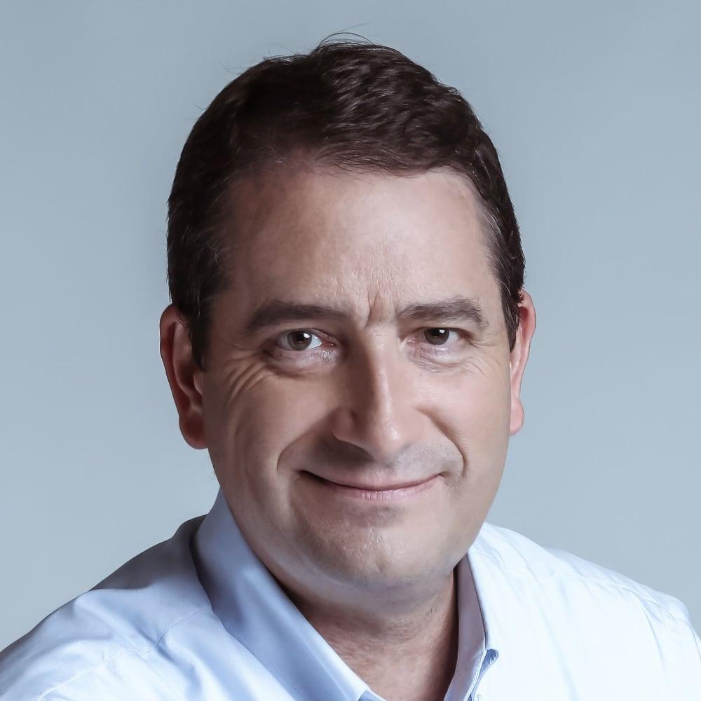Terry von Bibra, Alibaba EMEA