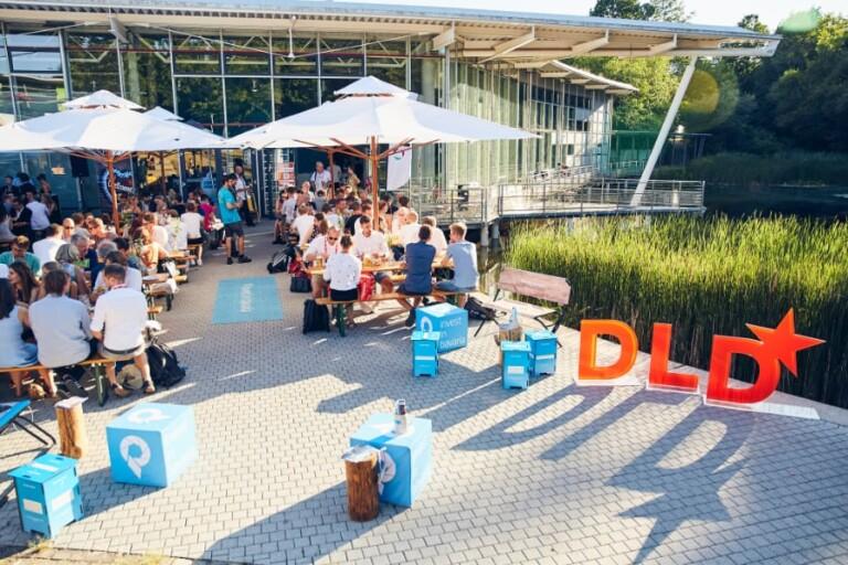 DLD Campus Bayreuth 2019 BBQ