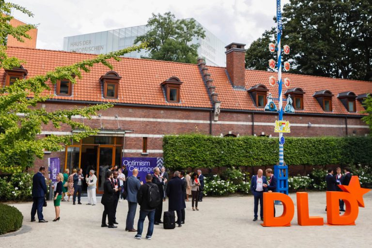 DLD Europe 2019, Representation of the Free State of Bavaria to the EU, Brussels