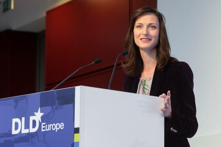 EU Commissioner Mariya Gabriel, digital economy