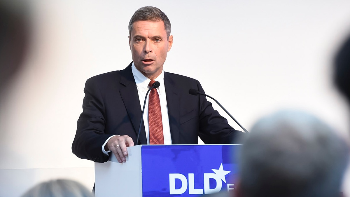 Michael Clauss, Germany, DLD Europe