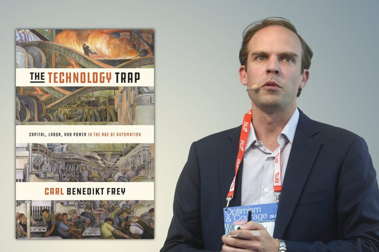 Carl Benedikt Frey, Technology Trap, author, economist, interview