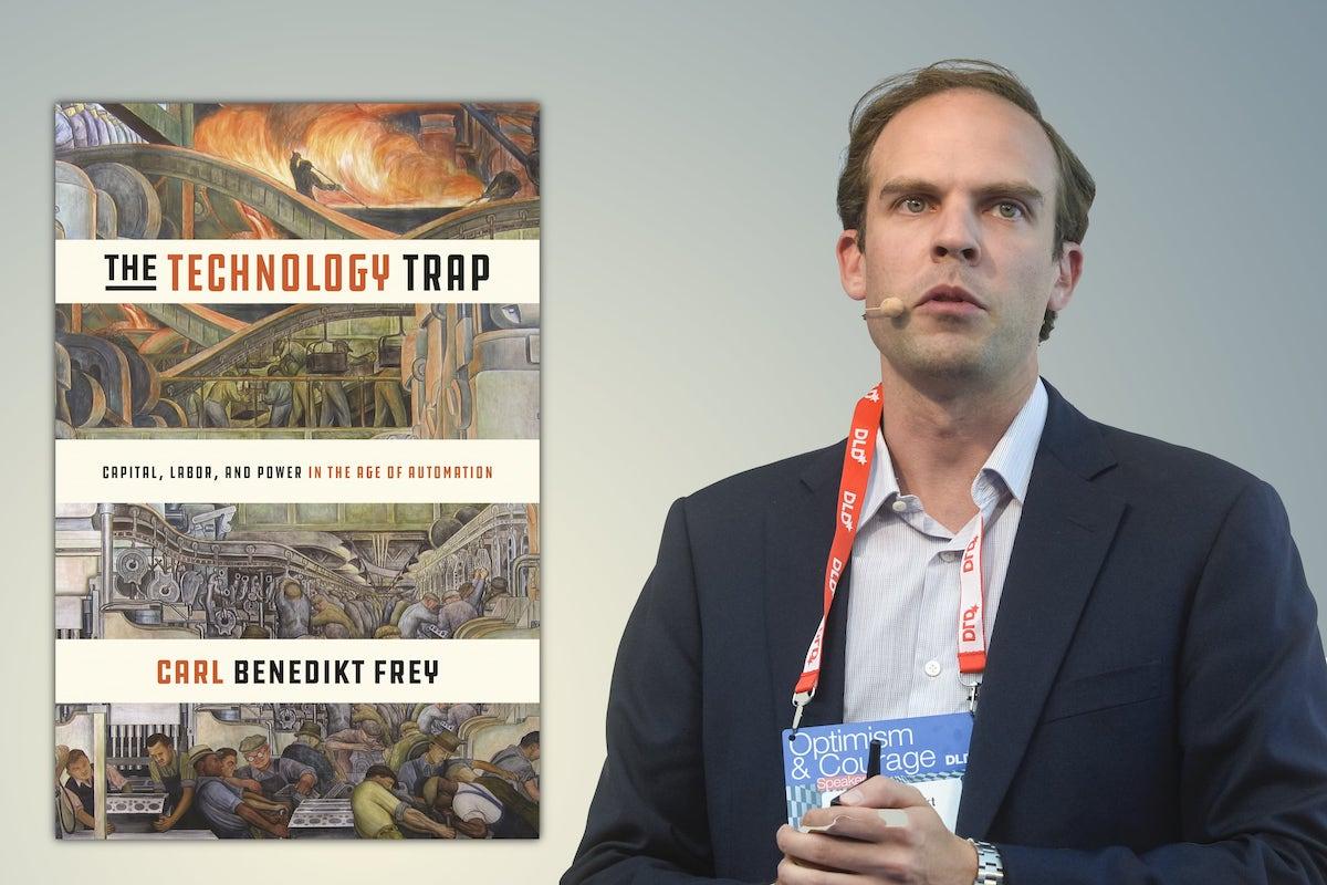 Carl Benedikt Frey, Technology Trap, author, economist, interview
