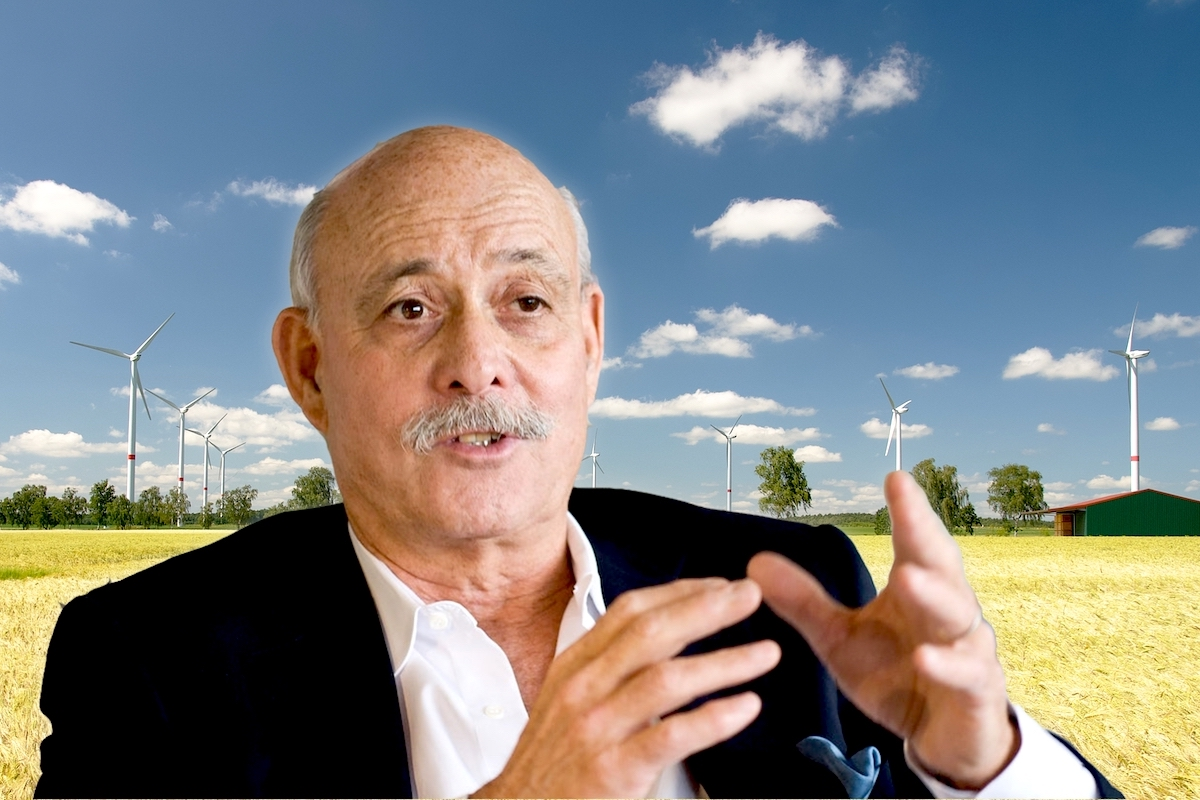 Jeremy Rifkin, Green New Deal, wind power, renewable energy, climate change