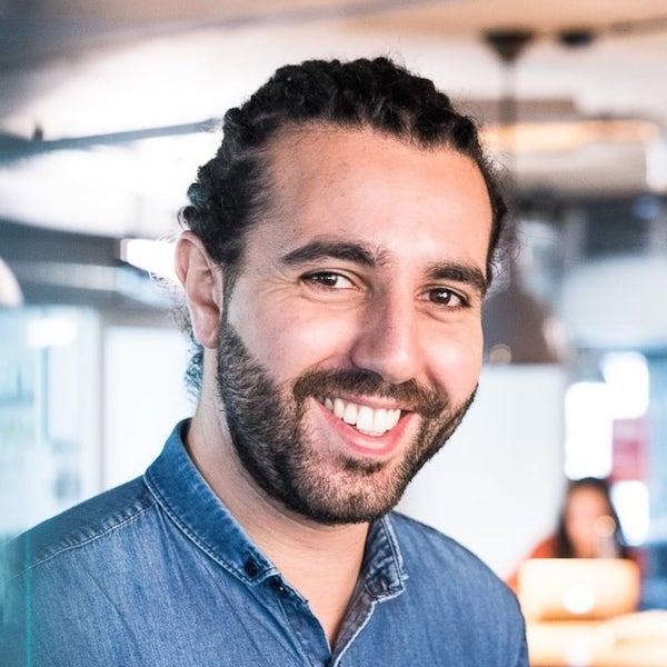 Tarek Müller, founder, AboutYou, fashion retailer, DLD20