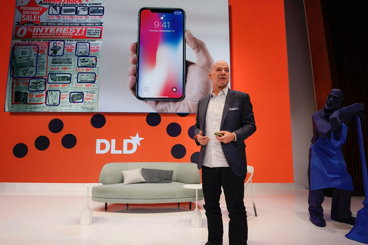 Andrew McAfee, More from Less, DLD, talk, video, presentation