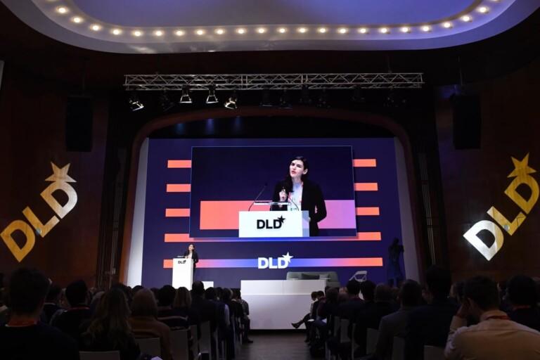 Clara Barnett, DLD conference