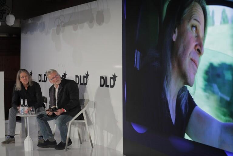 Kurt Moser, Lightcatcher, DLD talk