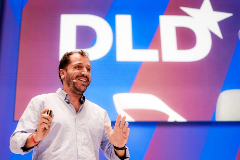Lior Shalev, algae, Spirulina, food, meat alternative, talk, DLD