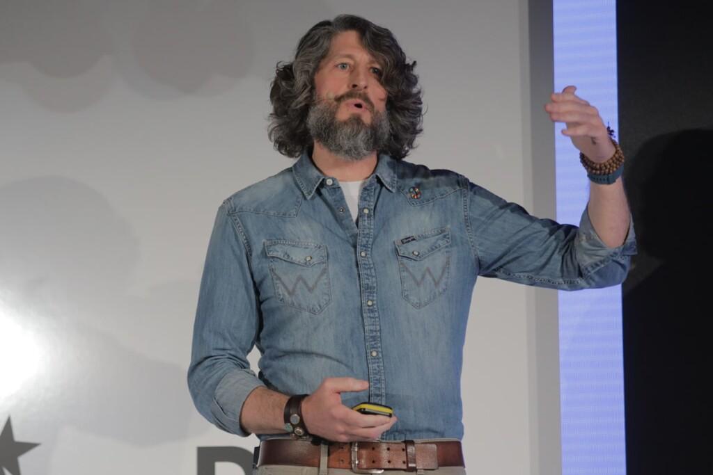 Marc Buckley, DLD20 talk