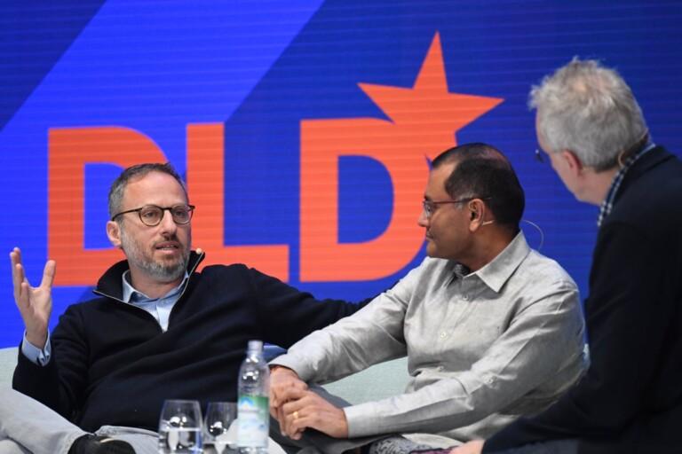 Deep Nishar, Yaron Valler, investing, startups, panel, DLD Munich