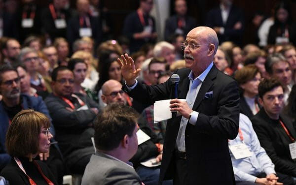 Jeremy Rifkin, Green New Deal, renewable energy, speech, DLD20, Munich