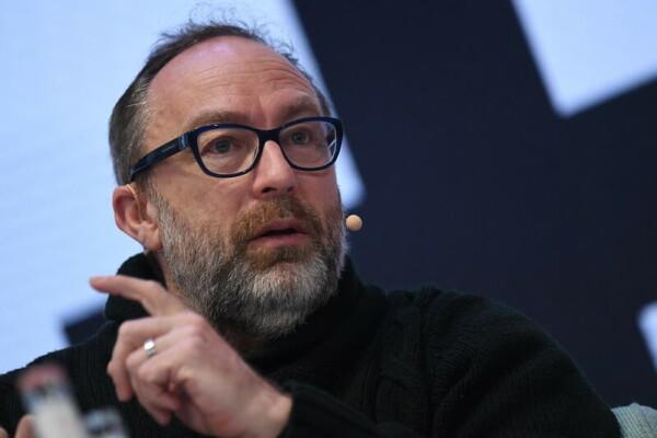 Jimmy Wales, Wikipedia, Wikimedia, WT Social, DLD Munich 2020