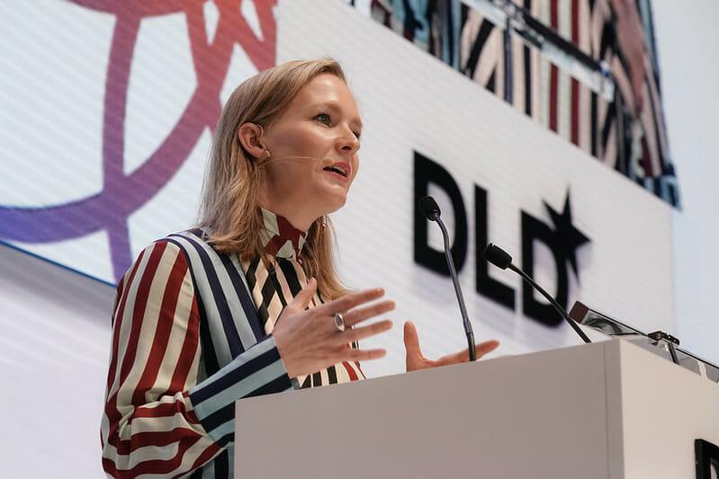 Marietje Schaake, Stanford University, governance, policy, digital, DLD Munich 2020