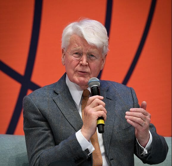 Olafur Ragnar Grimsson, Chairman, Arctic Circle, DLD Munich 2020