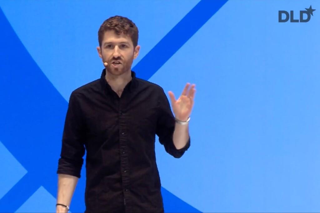 Tristan Harris, Center for Humane Technology, DLD Munich 2020