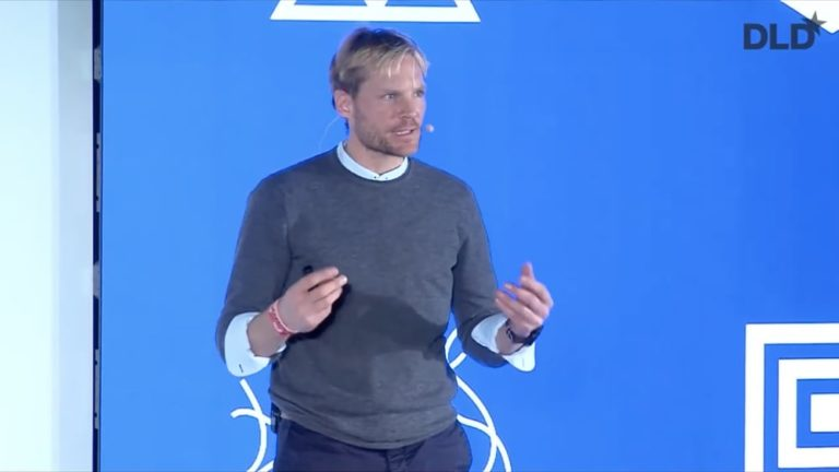 Benedikt Boehm, Dynafit, mountaineering, health, talk, DLD conference