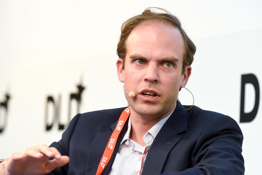 Carl Benedikt Frey, Oxford, economist, DLD Sync