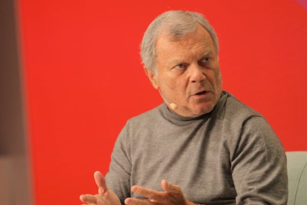 Sir Martin Sorrell, S4 Capital, DLD