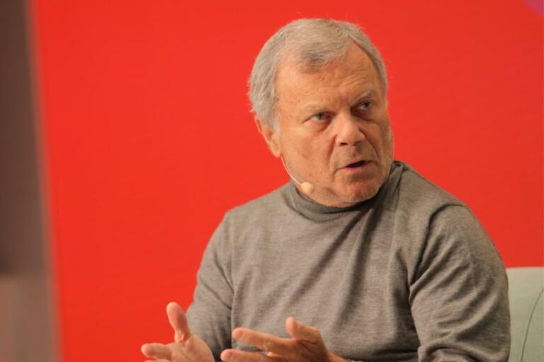 Sir Martin Sorrell, S4 Capital, DLD