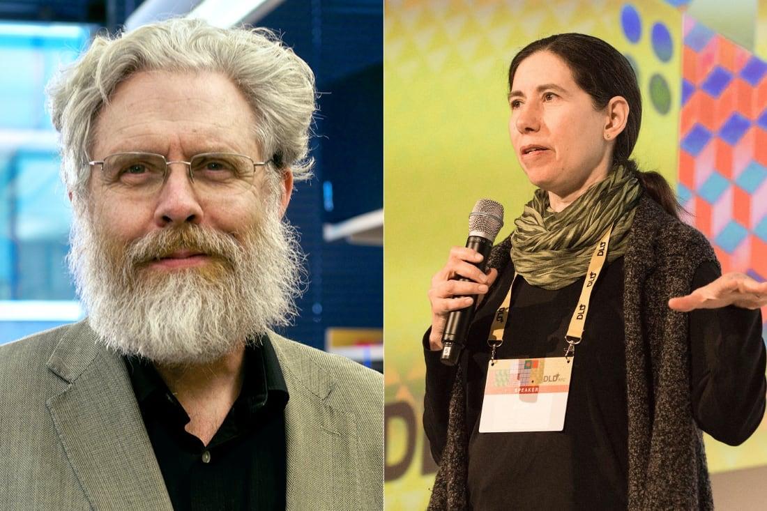 Ellen Jorgensen, George Church