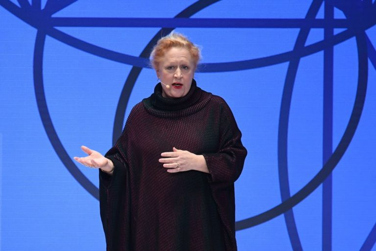 Margaret Heffernan, author, DLD conference