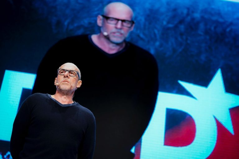 Scott Galloway, speaker, DLD Sync, NYU, marketing, professor