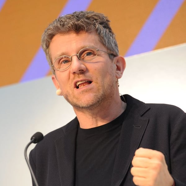 Carlo Ratti, MIT Senseable City Lab, architect