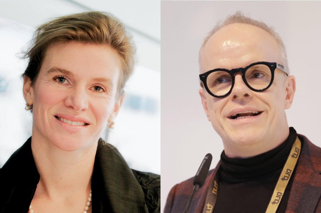 Mariana Mazzucato, Hans Ulrich Obrist