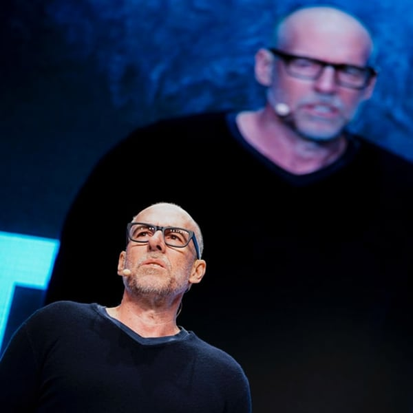 Scott Galloway, portrait, DLD