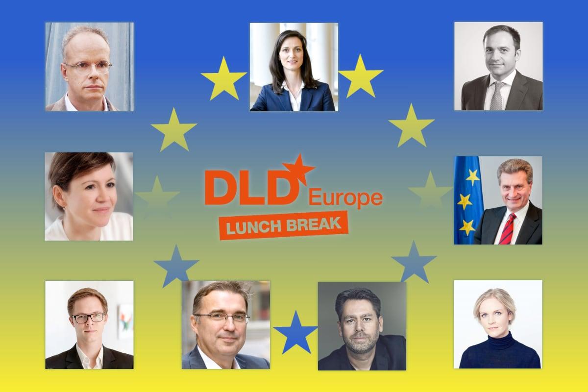DLD Europe Lunch Breaks