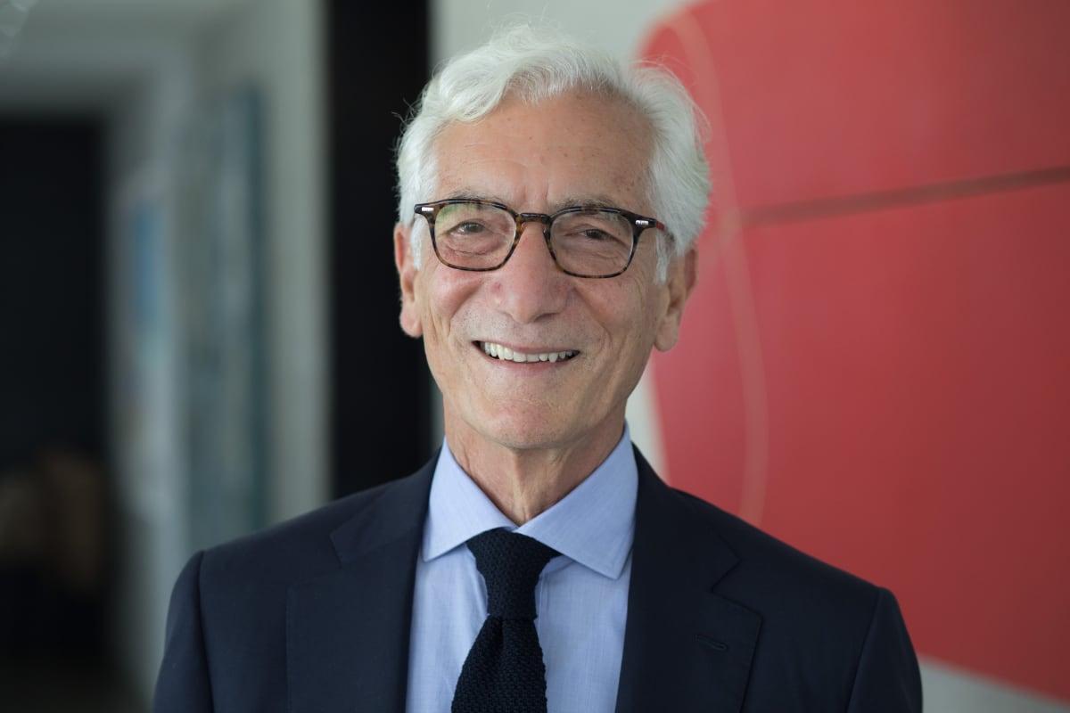 Sir Ronald Cohen