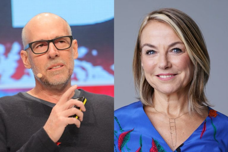 Esther Perel, Scott Galloway, DLD Sync, webinar